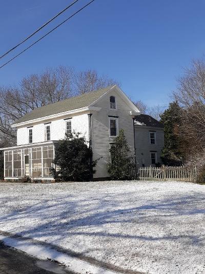 Onancock, Onley, Melfa, Wachapreague, Harborton, Painter, Keller, Pungoteague Single Family Home For Sale: 15217 Waterfield St