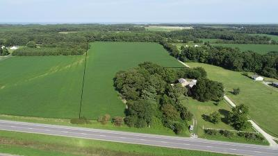 Cape Charles, Capeville, Kiptopeke, Cheriton Residential Lots & Land For Sale: 18461 Lankford Hwy