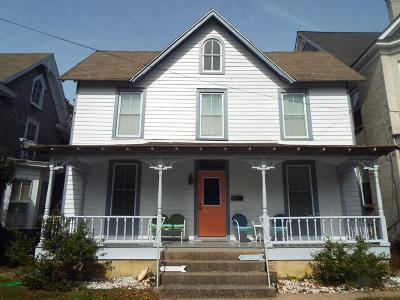 Cape Charles Single Family Home Under Contract/Continue To Sho: 531 Randolph Ave