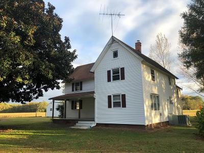 Northampton County Single Family Home Under Contract/Continue To Sho