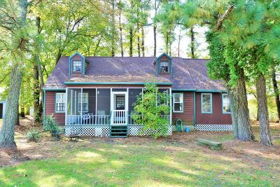 Chincoteague Single Family Home For Sale: 6520 Rosedale Dr