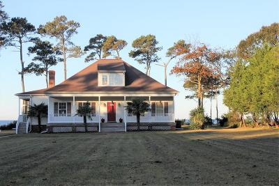 Cape Charles Single Family Home Under Contract/Continue To Sho: 4049 Bluff Lane