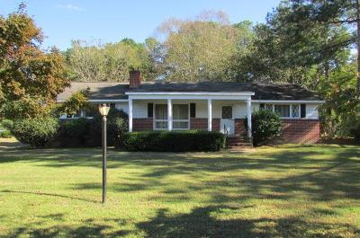 Accomack County Single Family Home For Sale: 33 Hill St