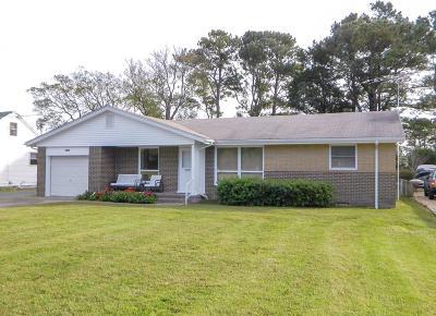 Northampton County Single Family Home For Sale: 3498 Sunnyside Rd