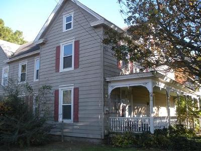 Accomack County Single Family Home For Sale: 19439 Main St