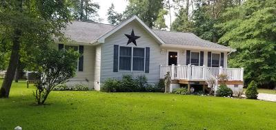 Captains Cove Single Family Home For Sale: 2244 Mayflower Dr