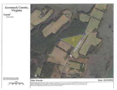 Wachapreague Residential Lots & Land For Sale: Bunting Point Rd