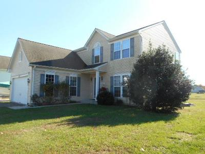 Captains Cove Single Family Home For Sale: 3 Luff Ct