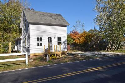 Chincoteague Single Family Home Under Contract/Continue To Sho: 3571 Willow St