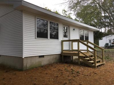 Accomack County Single Family Home For Sale: 32061 A S West Rd