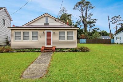 Chincoteague Single Family Home For Sale: 7546 Beebe Rd