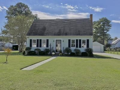 Northampton County Single Family Home For Sale: 11522 Poplar Ave