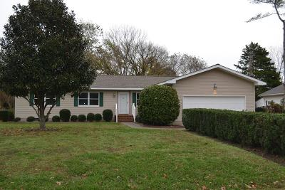 Single Family Home For Sale: 28177 Harbor Rd