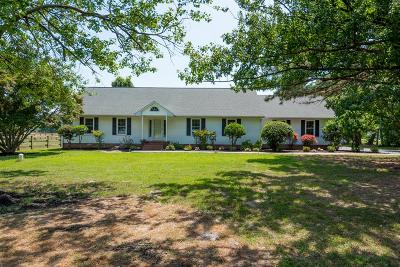 Northampton County, Accomack County Single Family Home For Sale: 19062 Airport Rd