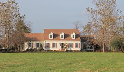 Accomack County, Northampton County Single Family Home For Sale: 15087 Blenheim Way