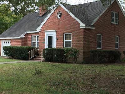 Northampton County Single Family Home For Sale: 12058 Washington St