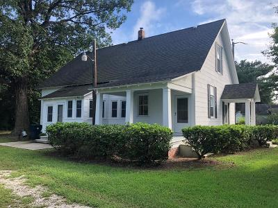 Northampton County Single Family Home Under Contract/Continue To Sho: 7813 Seaside Rd