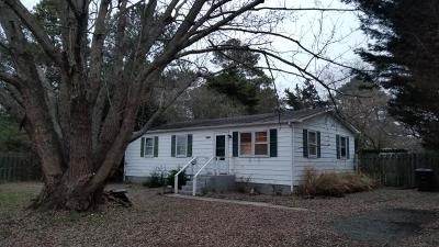 Onancock, Onley, Melfa, Wachapreague, Harborton, Painter, Keller, Pungoteague Single Family Home For Sale: 16092 Cosby St