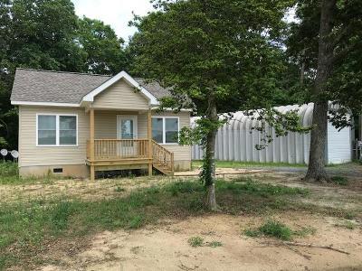 Northampton County Single Family Home For Sale: 24223 Seaside Rd