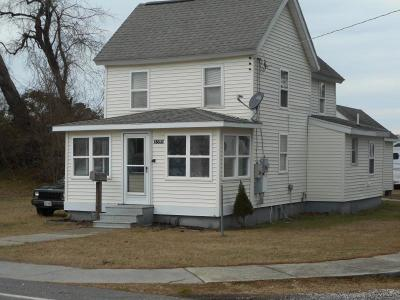Chincoteague Single Family Home For Sale: 3395 Willow St