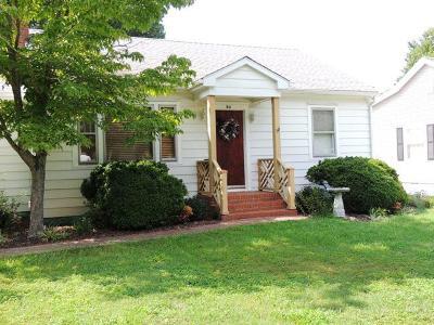 Onancock Single Family Home For Sale: 30 Ames St