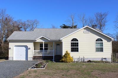 Captains Cove Single Family Home For Sale: 38069 Davey Jones Blvd