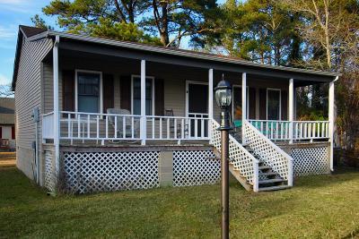Chincoteague Single Family Home For Sale: 6473 Phipp's Lane