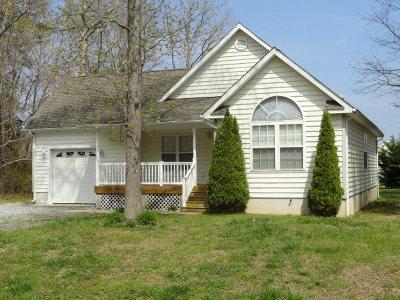 Captains Cove Single Family Home For Sale: 2283 Brigantine Blvd