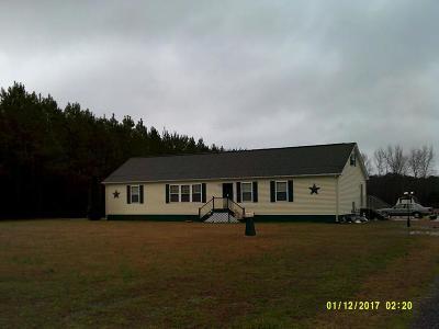 Onancock Single Family Home For Sale: 22252 Deep Creek Rd