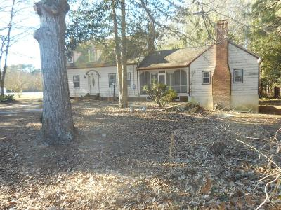 Accomack County Single Family Home For Sale: 0000 Lankford Hwy