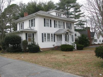 Northampton County Single Family Home Under Contract/Continue To Sho: 3132 Main St