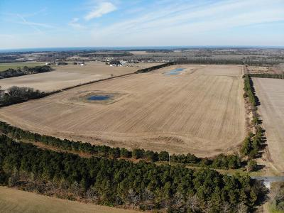 Cape Charles, Capeville, Kiptopeke, Cheriton Residential Lots & Land For Sale: 28171 Lankford Hwy