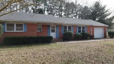 Accomack County, Northampton County Single Family Home For Sale: 24056 Front St