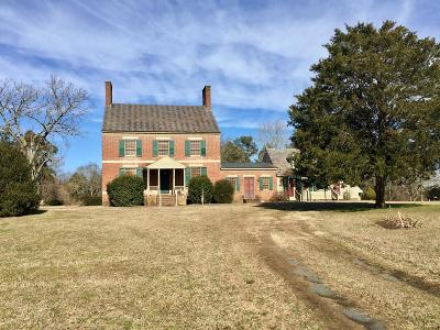 Accomack County, Northampton County Single Family Home For Sale: 3743 Grapeland Circle