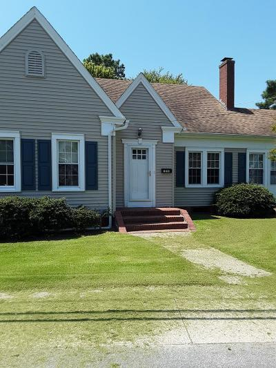 Chincoteague Single Family Home For Sale: 7090 Bunting Rd