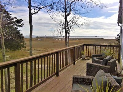 Northampton County, Accomack County Single Family Home For Sale: 33371 Nocks Landing Rd