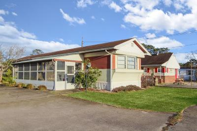 Chincoteague Single Family Home For Sale: 8245 Seagull Dr
