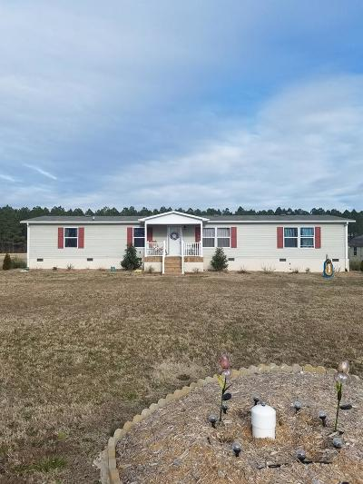 Accomack County Single Family Home For Sale: 37519 Blue Crab Circle