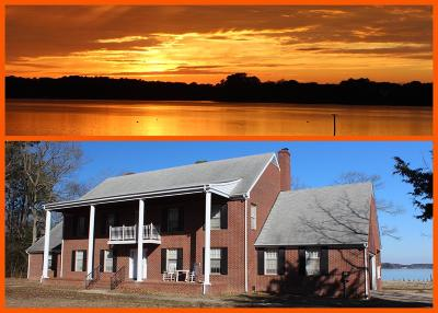 Accomack County, Northampton County Single Family Home For Sale: 7262 Gull Point Rd