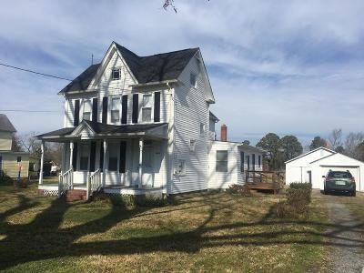 Accomack County, Northampton County Single Family Home For Sale: 4113 Sunnyside Rd