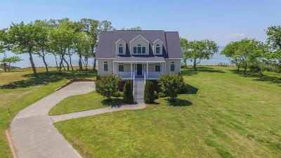 Northampton County, Accomack County Single Family Home For Sale: 1495 Arlington Chase Rd