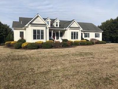 Accomack County, Northampton County Single Family Home For Sale: 14223 Woodsfield Dr
