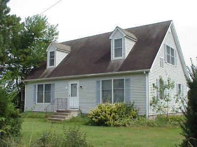 Onancock Single Family Home For Sale: 21365 Southside Rd