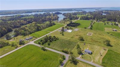 Northampton County, Accomack County Residential Lots & Land For Sale: Lot 119 Swan Dr