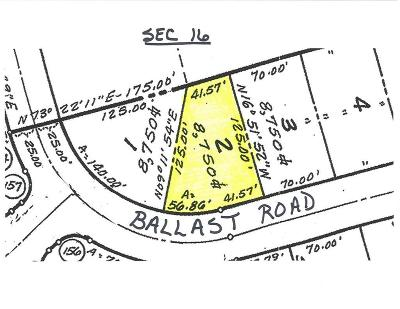 Residential Lots & Land For Sale: 2 Ballast Rd
