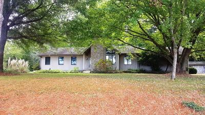 Northampton County Single Family Home For Sale: 6445 Hideaway Lane