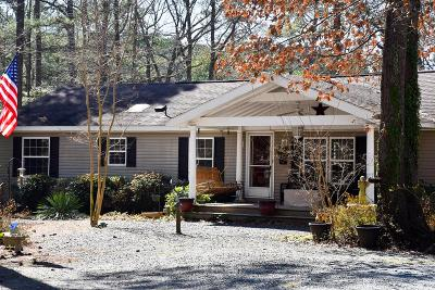 Northampton County Single Family Home For Sale: 8250 Wellington Neck Rd