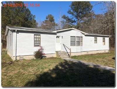 Northampton County, Accomack County Single Family Home For Sale: 15407 Macedonia Circle