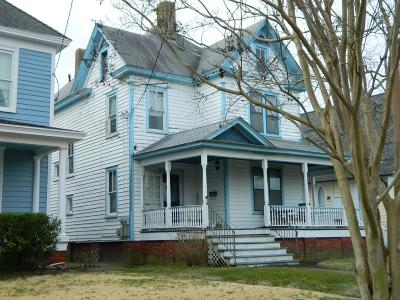 Northampton County Single Family Home For Sale: 506 Tazewell Ave