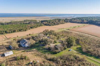 Northampton County, Accomack County Single Family Home For Sale: 15261 Seaside Rd